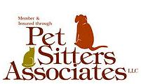 Our profile at Pet Sitters Associates